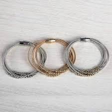 bracelet style images Lagos layered harp string bracelet mad style jpg