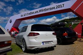 orange volkswagen gti worthersee 2017 gallery the world u0027s no 1 vw meet pictures vw