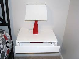 amazing floating drawer nightstand floating nightstand and