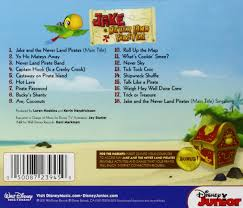 soundtrack jake u0026 land pirates amazon music
