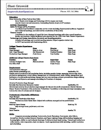 Production Manager Resume Template Brilliant Ideas Of House Manager Resume Sample On Reference