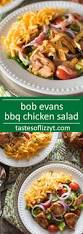 Wildfire Nutrition by Barbecue Chicken Salad Copycat Bob Evans U0027 Wildfire Chicken Salad