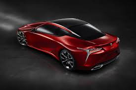 lexus new sports car 2018 lexus lc 500 coming next may armed with 471 horsepower