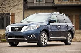 pathfinder nissan black 2014 nissan pathfinder finds five star federal safety rating