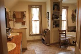 42 old country bathroom decor country style decorating ideas home