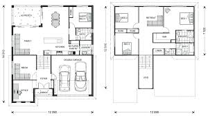 tri level floor plans elevated floor plans laferida
