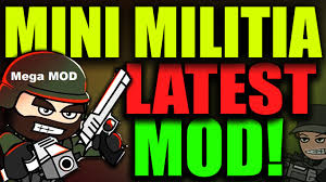 apk min mini militia mega mod apk unlimited ammo updated 2018