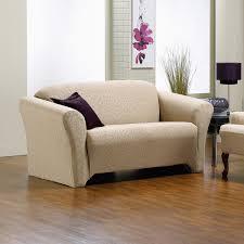 one piece stretch sofa slipcover quickcover fresca 1 piece stretch sofa slipcover free shipping