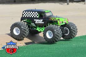 remote control monster truck grave digger checkered flag hobby u2013 sport mod trigger king rc u2013 radio