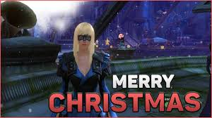 guild wars 2 gameplay merry christmas