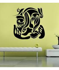 Wwe Wall Stickers Hoopoe Decor Abstract Art Wall Stickers And Wall Decals Best Wall