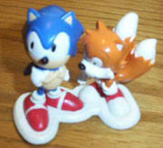 sonic the hedgehog cake topper sonic the hedgehog party supplies