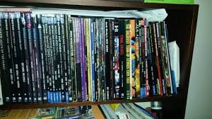 Batman Bookcase My Batman Trades Collection Album On Imgur