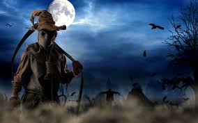 haunting halloween background halloween wallpaper give your desktop also spooky look
