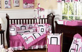 Girls Pink And Black Bedding by Bedding Set Charismatic Pink Crib Bedding Sets Uk Awful Pink