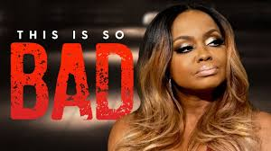 back of phaedra s hair sad news about phaedra parks rhoa season 10 update youtube