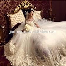 robe de mari e magnifique magnifique victorienne vintage dentelle applique robe de mariée