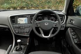 Kia Optima 2015 Interior Kia Optima 2012 2015 Interior Autocar