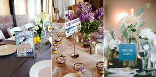 Decoration Ideas For Naming Ceremony 34 Brilliant Wedding Table Name Ideas Onefabday Com