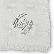 personalized wedding blankets personalized blankets pillows at things remembered