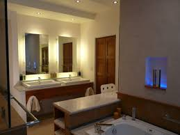 minimalist vanity bathroom tips for choose modern bathroom lighting design