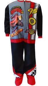 Lighting Mcqueen Halloween Costume by Disney Pixar Cars Lightning Mcqueen Footie Toddler Pajama