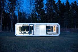 Unforgettable Modular Homes With Contemporary Style - Modern design prefab homes