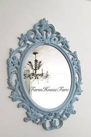 baroque bathroom vanity mirror black gold bronze mirror ornate