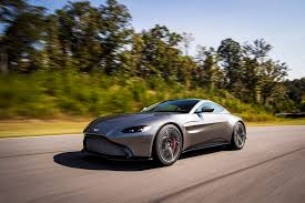 aston martin vintage james bond 2019 aston martin vantage revealed a predator in shark u0027s clothing