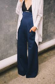 pintrest wide best 25 navy wide leg trousers ideas on pinterest wide leg