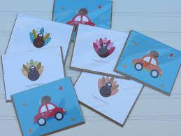 visit playa paper to order your custom thanksgiving greeting cards