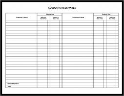 accounting ledgers templates masir