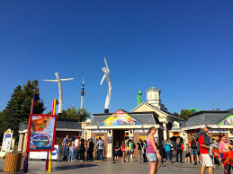 Six Flags Great Adventure Reviews Six Flags New England Fright Fest Review