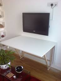 Wall Desk Folding by Best 25 Fold Out Desk Ideas On Pinterest Fold Up Desk Folding