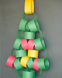 how to make christmas how to make paper christmas trees activity education