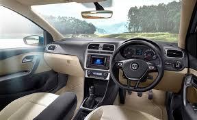 volkswagen inside volkswagen ameo compact sedan dashboard inside bharathautos