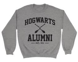 harry potter alumni shirt harry potter jumper etsy