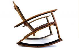 Wine Barrel Rocking Chair Plans Bourbon Barrel Furniture Archives Hungarian Workshop