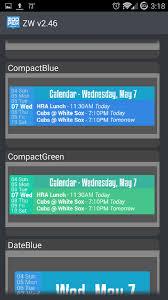agenda widget plus apk flat calendar widget zooper 2 1 apk android
