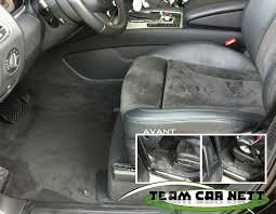 nettoyage siege de voiture nettoyage sans eau intérieur et extérieur de votre voiture à la