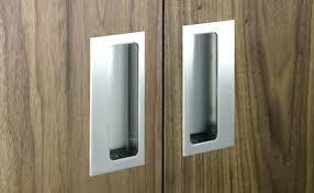 Sliding Closet Door Lock Favorite 27 View Sliding Closet Door Handles Blessed Door