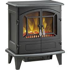 Muskoka Electric Fireplace Muskoka Mes30bl 3 Phoenix 400 Square Foot Electric Fireplace Stove