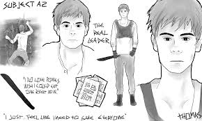 maze runner stuff by queen of the dots on deviantart