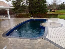 Composite Patio Pavers by Stone Texture Exterior Design Terrific Tremron Pavers For Your