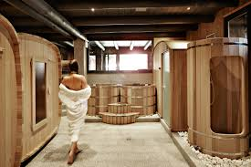 deco spa exterieur les fermes de marie hotel et spa de luxe à megeve