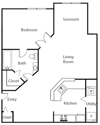 floor plans the summit at metrowest apartments orlando fl