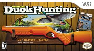 Duck Hunting Home Decor Amazon Com Ultimate Duck Hunting Nintendo Wii Video Games