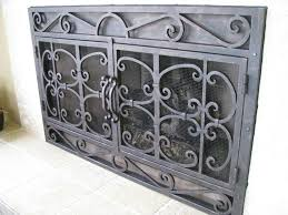fireplaces san diego ornamental iron