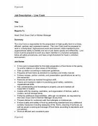 Sample Resume For Sous Chef Chef Objective Resume Sous Chef Resume Example Sample Resume For