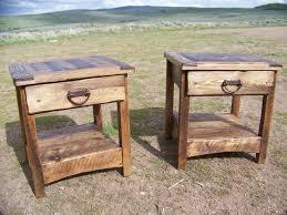 rustic end table ideas coffee table design ideas